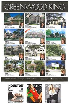 Houston Greenwood King Ads